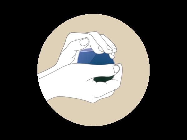Guia cata: calentar el vaso. Alcalá Oliva